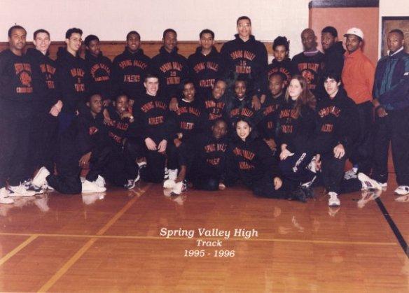 Spring Valley Track