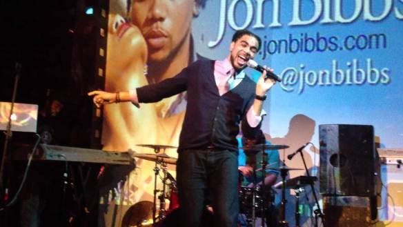 Jon Bibbs