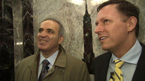Kasparov & Thiel