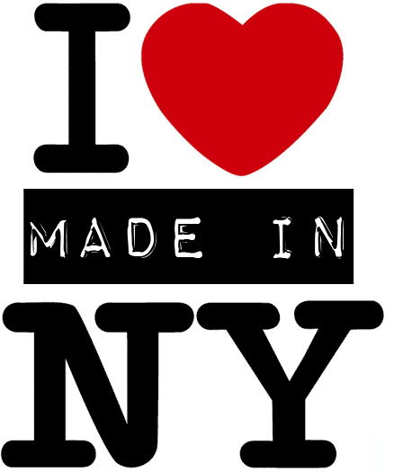 I love made in NY