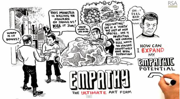Roman Krznaric - Empathy