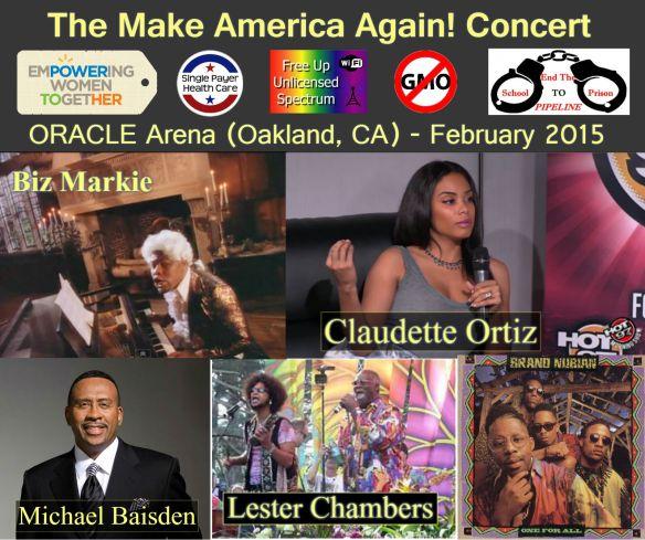 Make America Again Concert