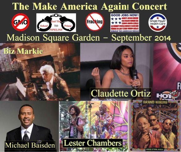 Make America Again! Concert