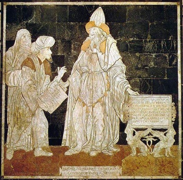 Hermes Mercurius Trismegistus