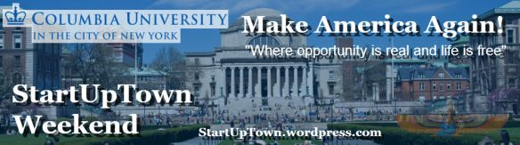 StartUpTown Weekend - Columbia