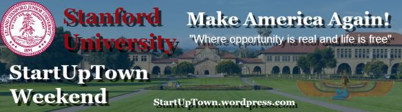 StarttUpTown Weekend - Stanford