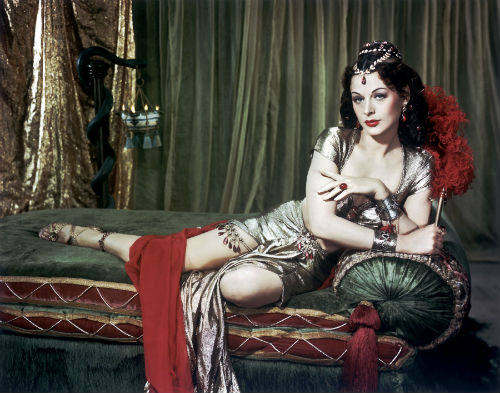 Lamarr Hedy (Samson and Delilah)