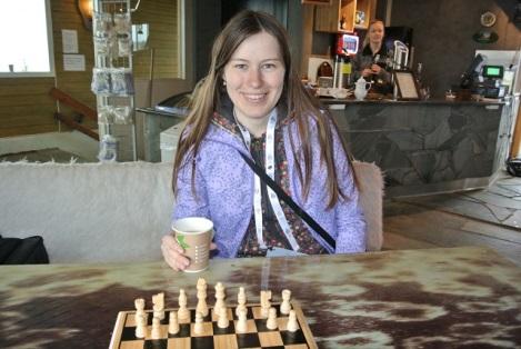 Natalia in Tromso