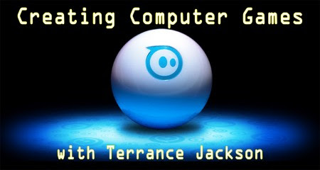 Creating Computer Games with Terrance Jakson