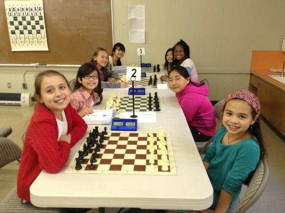 BCS Girls Tournament