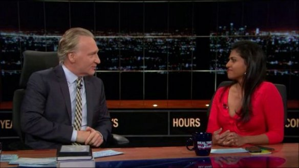 Saru Jayaraman on Bill Maher