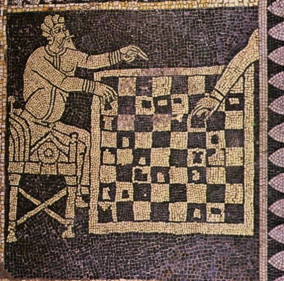 Mosaic at San Savino Basilica