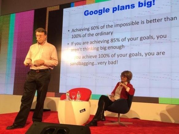 Google plans big