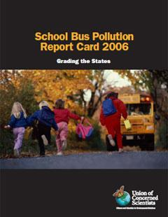 School bus pollution scorecard