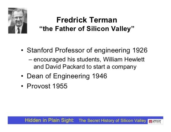 Frederick Terman