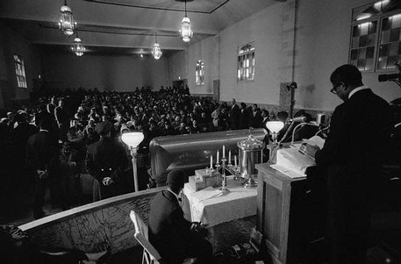 Ossie Davis Speaking @ Malcolm X Funeral