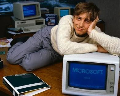 Bill Gates and IBM