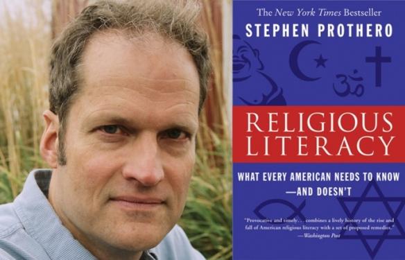 Prothero---Religious Literacy