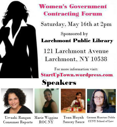 Women's Government Contracting Forum