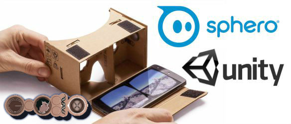 Google Cardboard Unity Sphero