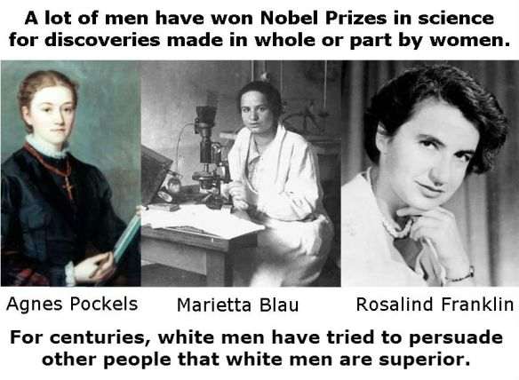 Women and the Nobel Prize