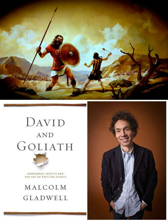 Malcolm Gladwell's David and Goliath