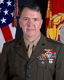 Lieutenant General Keith Stalder