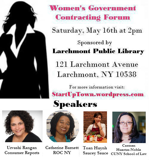 Women't Government Contracting Forum