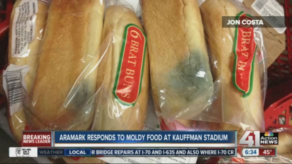 Aramark at Kauffman Stadium
