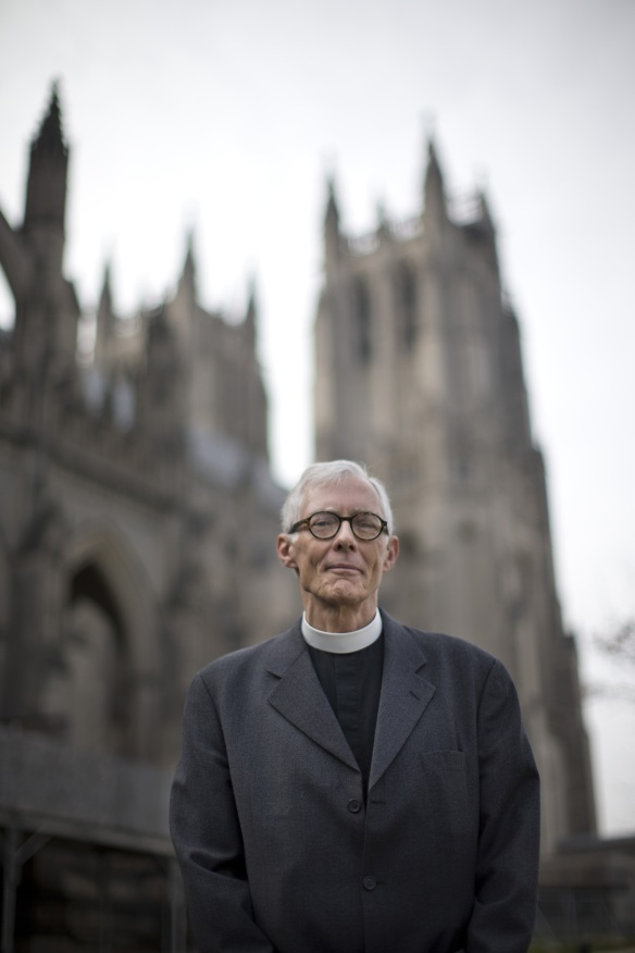 The Very Rev. Gary Hall, dean of the Washington National Cathedral