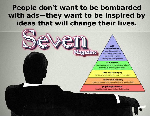 Seven Mad Men
