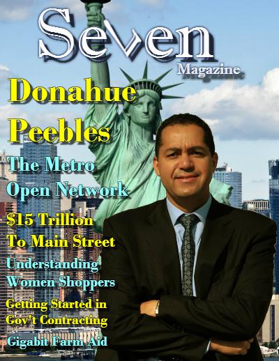 Seven Magazine - Donahue Peebles