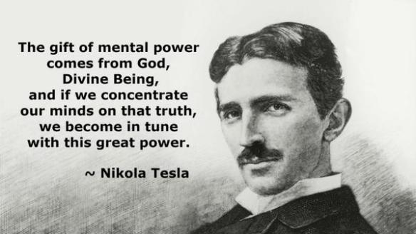 Nikola Tesla quote