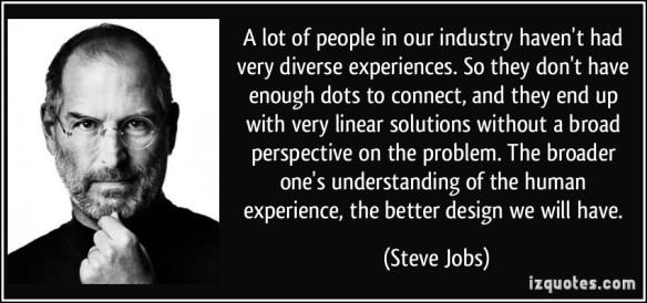Steve Job quote