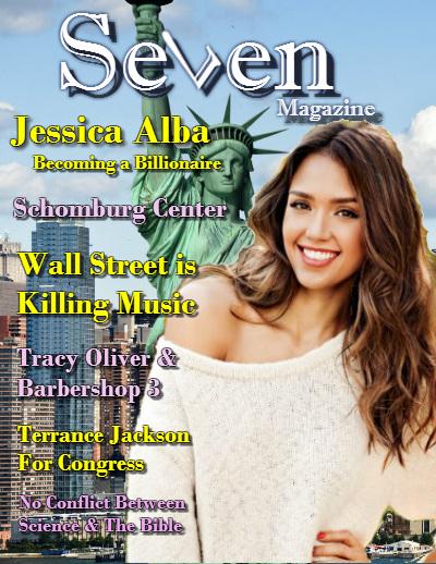 Seven magazine NYC - Jessica Alba