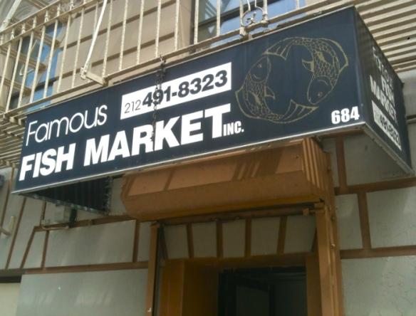 Famous Fish Market
