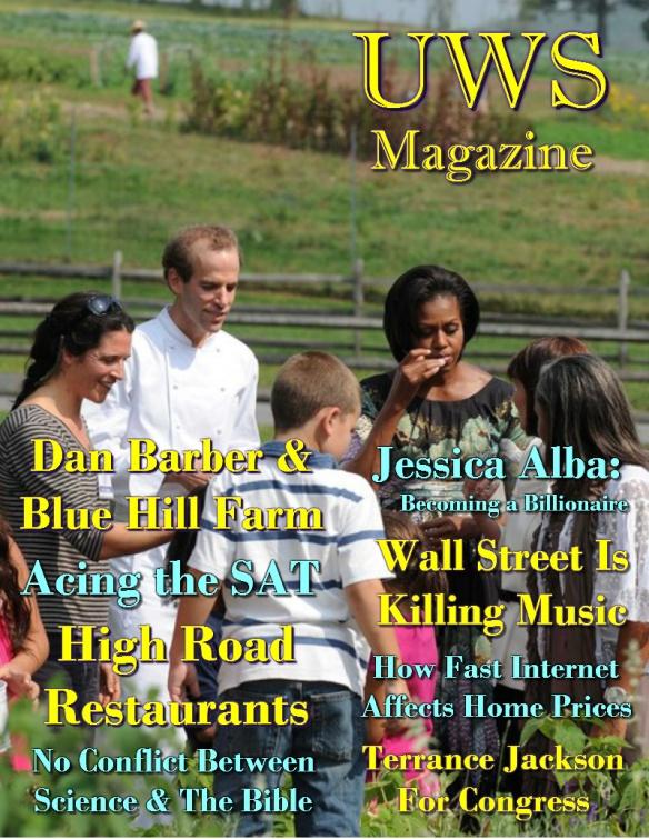 UWS Magazine