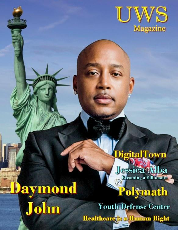 UWS - Daymond John