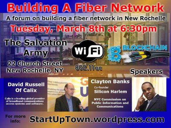 Building A Fiber Network