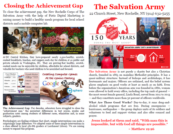 The Salvation Army handout