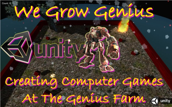The Genius Farm