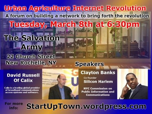 Urban Agriculture Revolution