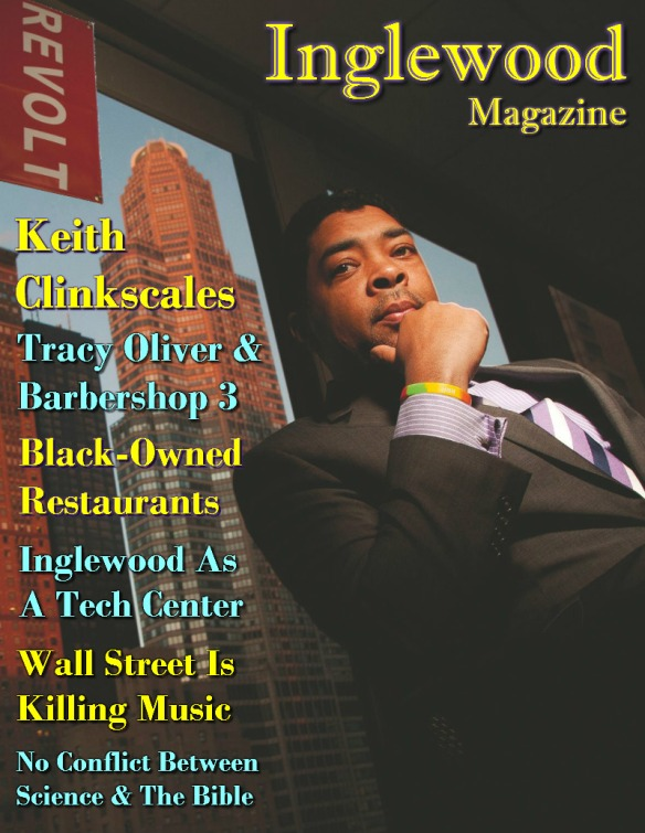 Inglewood Magazine - Keith Clinkscales