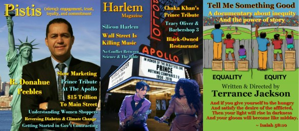 Pistis & Harlem Magazine + Documentary