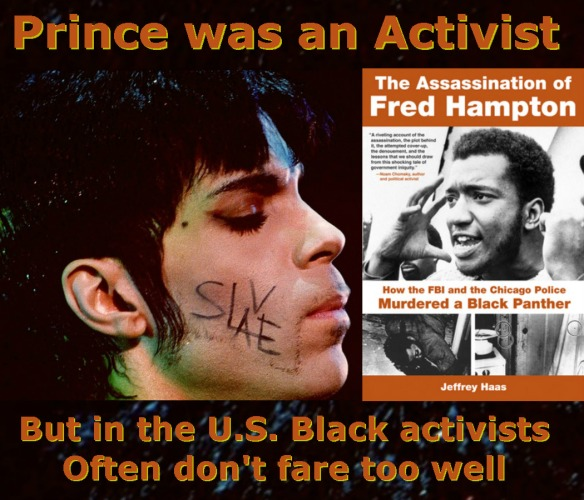 Prince was an Activist