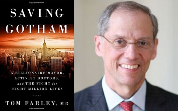 Saving Gotham by Tom Farley