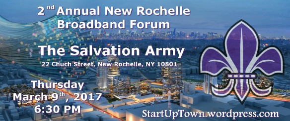 New Rochelle Broadband Forum