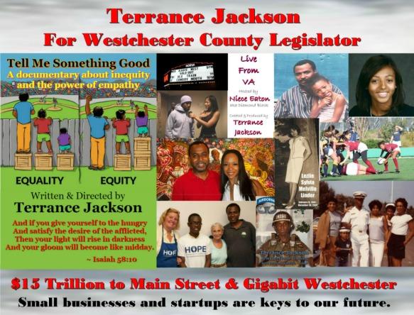 Terrance Jackson for Westchester County Legislator