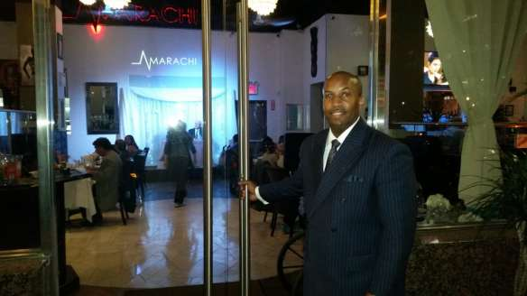 Amarachi Lounge in Downtown Brooklyn