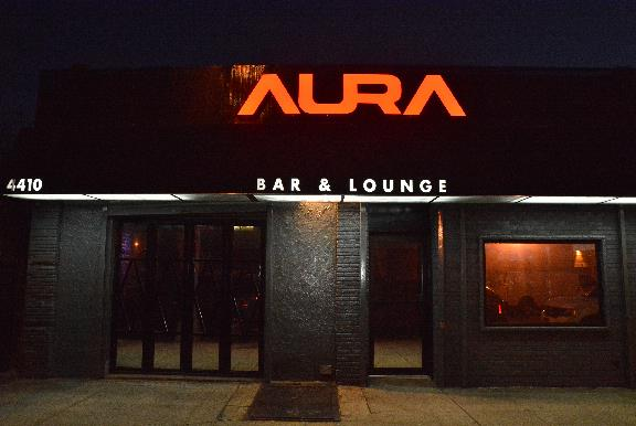 Aura Bar & Lounge in Flatlands